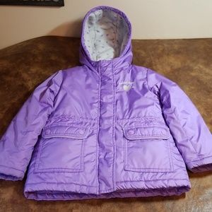 Girls Oshkosh Winter coat,